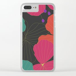Iris v2 Clear iPhone Case