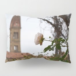 Roof Top Garden in Florence (4/5) Pillow Sham