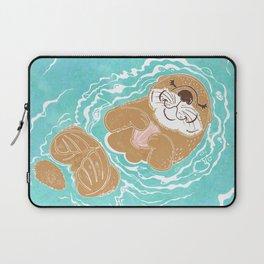 Sea Otter Laptop Sleeve