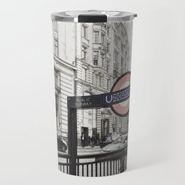 London Underground Travel Mug