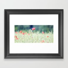 Summerdreaming... Framed Art Print