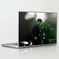 alex turner Laptop & iPad Skins featuring Alex by The Electric Blve / YenHsiang Liang