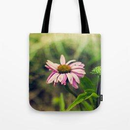 Daisy V Tote Bag