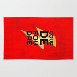 Coup de Foudre / Red Rug