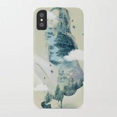 Natures Heart II iPhone X Slim Case