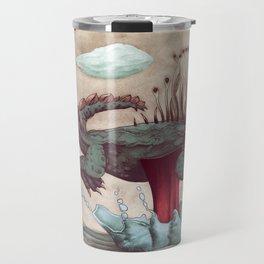 King croco Travel Mug