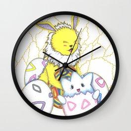 LGBTQ+ Mons Wall Clock