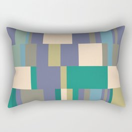 Songbird Sea Grapes Rectangular Pillow