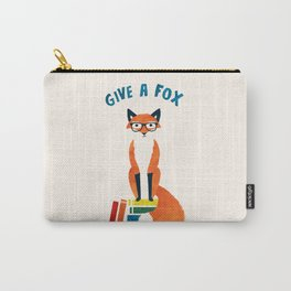 Give a Fox Carry-All Pouch