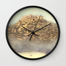 Castle Hill Wall Clock