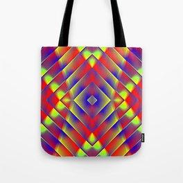 Garish  Pattern 7 Tote Bag
