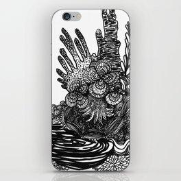 Hidden Cuttlefish iPhone Skin