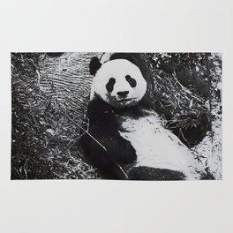 Urban Pop Art Panda Rug