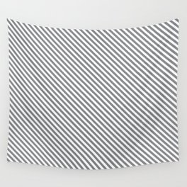 Sharkskin Stripe Wall Tapestry