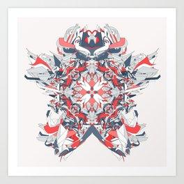 Titan Art Print