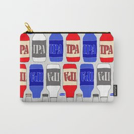 IPA - red-white-blue Carry-All Pouch