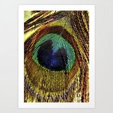 Eye see you. Art Print