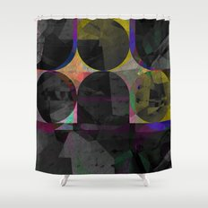 Phased Shower Curtain