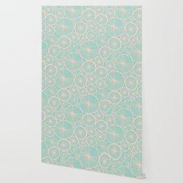 Pastel Wheels #society6 #pattern Wallpaper