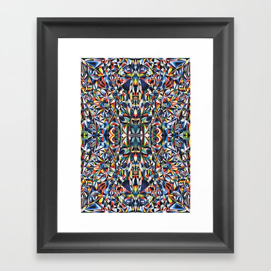 Outgrown Framed Art Print