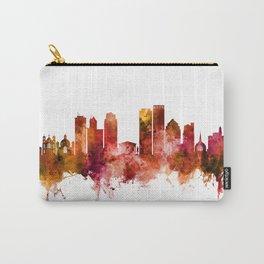 Dayton Ohio Skyline Carry-All Pouch