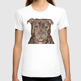 Sallie the dog T-shirt