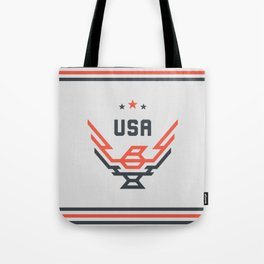 USA Bird Tote Bag