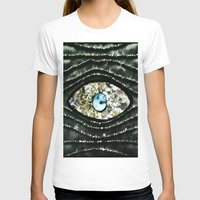 evil eye T-shirts featuring Evil Eye by Lilly Guastella
