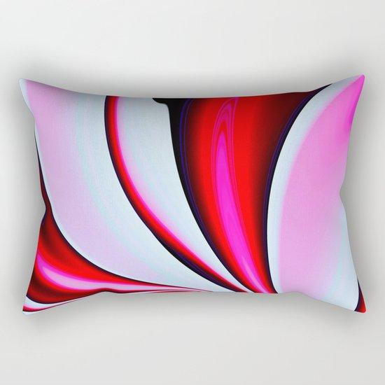 Abstract Fractal Colorways 02BPk Rectangular Pillow