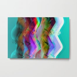 Ocean-Race  no21 Metal Print