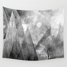In the Shadows Wall Tapestry