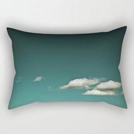 Float. Rectangular Pillow