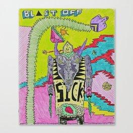 Sick Beatz Canvas Print