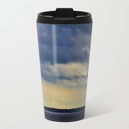 Rain Clouds Travel Mug