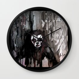 The Bringer of Nightmares Wall Clock