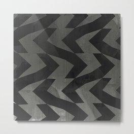 Concrete Lover Metal Print