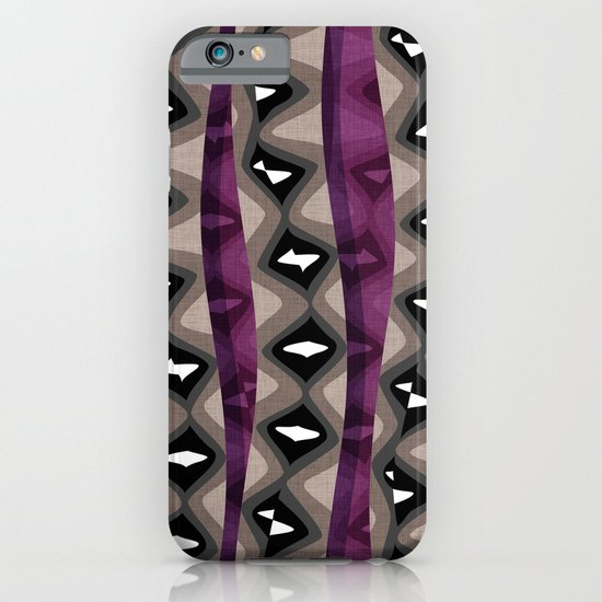 Rattlestripe Royal iPhone & iPod Case