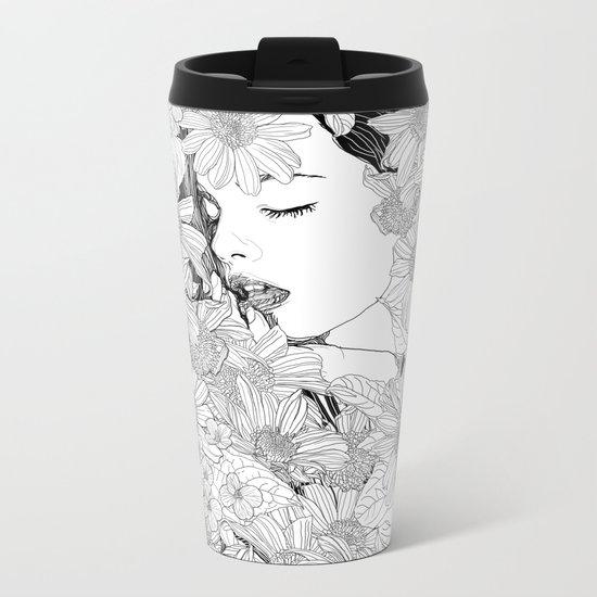 Thinking of you Metal Travel Mug
