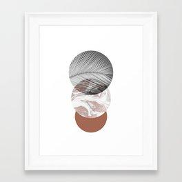 Elemental Framed Art Print