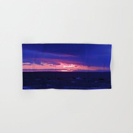 Purple Twilight Hand & Bath Towel
