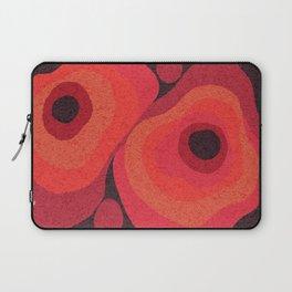 Danish Digital Flower Rug Laptop Sleeve