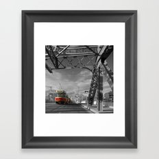510 Framed Art Print