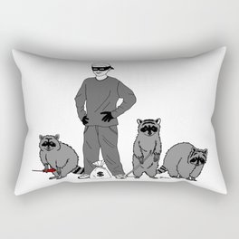 Danger Kids: Bandits Rectangular Pillow