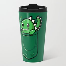 Pocket Godzilla Travel Mug