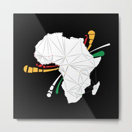 From Africa Metal Print