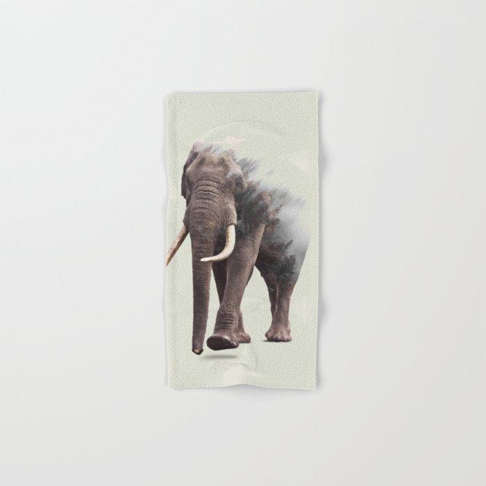 Elephantastic #society6 #decor #buyart Hand & Bath Towel
