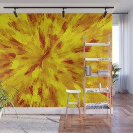 color explosion gogh pattern goyr Wall Mural