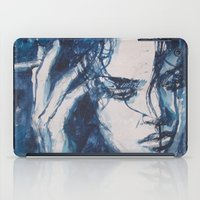 indigo iPad Cases featuring Indigo by Gerry Miller