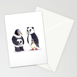 Awkward Office Party  Stationery Cards