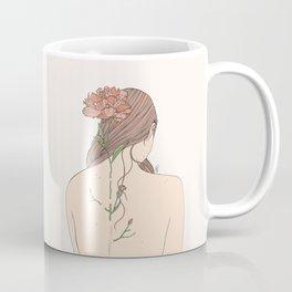 Let Me Blossom Coffee Mug